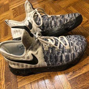 f235b8cebeda Nike Shoes - Nike Zoom KD 9 GS OREO Durant Basketball Shoes
